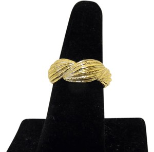 Textured Band Ring Size 8