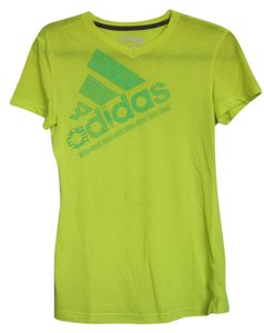 adidas Neon, Yellow, Geometric, Logo