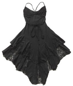 Betsey Johnson Lace Strappy Dress