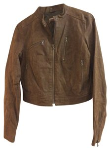 Levi's Brown Leather Jacket