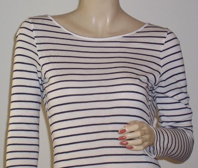 Twenty8Twelve short dress Blue White Nautical Striped on Tradesy