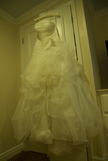 David's Bridal Style 9spk470 Wedding Dress