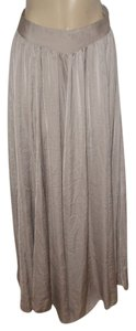 Victoria's Secret Maxi Skirt Camel