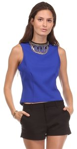 Private Collection Top Royal Blue