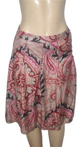 Kenneth Cole Maxi Skirt Paisley/Multi