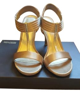 Kenneth Cole Light Gold Sandals