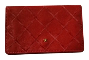 Chanel Chanel Lambskin Wallet / Card Case