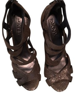 DKNY Bronze/Taupe glitter Formal