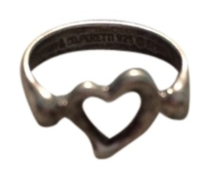 Tiffany & Co. Tiffany Open Heart Ring