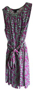 Marc by Marc Jacobs short dress Purple and Green on Tradesy
