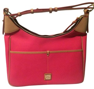 Dooney & Bourke Carly Leather Hobo Bag