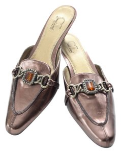 Chinese Laundry Jewel Copper Pumps