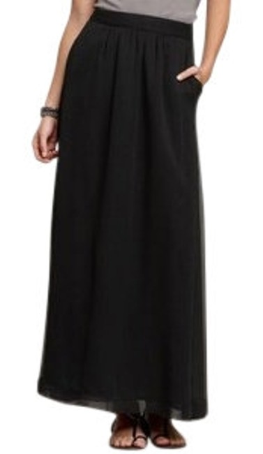 Gap Maxi Skirt Black