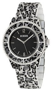 Versus Versace Tokyo 42mm, Women's Watch, Stainless Steel Case, Acetate Bracelet