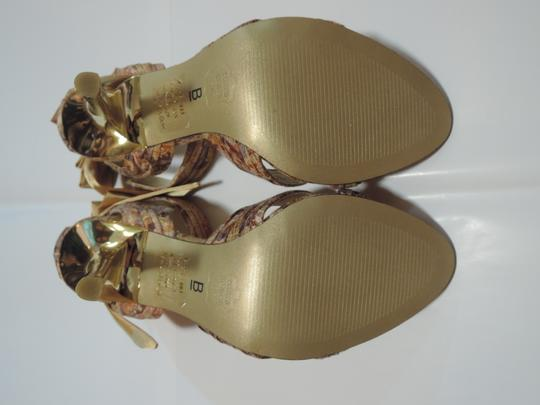 Bakers Gold Muti Sandals