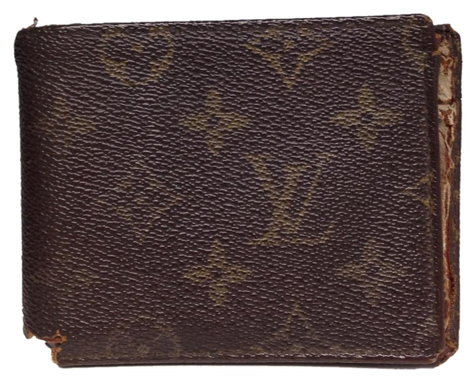 Louis vuitton 3338 monogram bifold square credit card business card louis vuitton louis vuitton 3338 monogram bifold square wallet credit card business card id pass reheart Gallery
