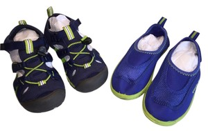 Speedo Little Boys WaterSport Shoe Duo (Size 11-13) (Speedo Surfwalker & Keen Seacamp II CNX [ TommiesCloset ]