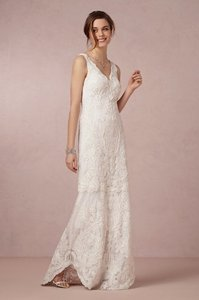 Yoana Baraschi Bhldn Aberdeen Gown Size 6 Wedding Dress