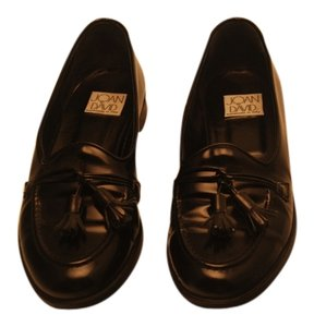 Joan & David Black Paten Flats