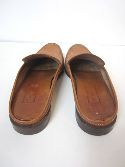 Cole Haan Orange, Brown Flats