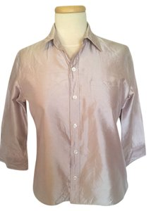 Ralph Lauren Button Down Shirt Blush Pink