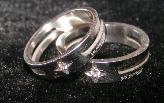 Silver Bogo Free Any Two Listings 2pc Matching Band Free Shipping Jewelry Set Image 4