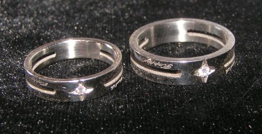 Silver Bogo Free Any Two Listings 2pc Matching Band Free Shipping Jewelry Set Image 7