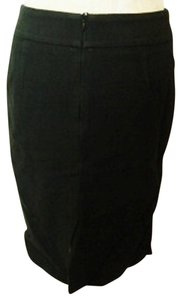 Escada Mini Skirt Black