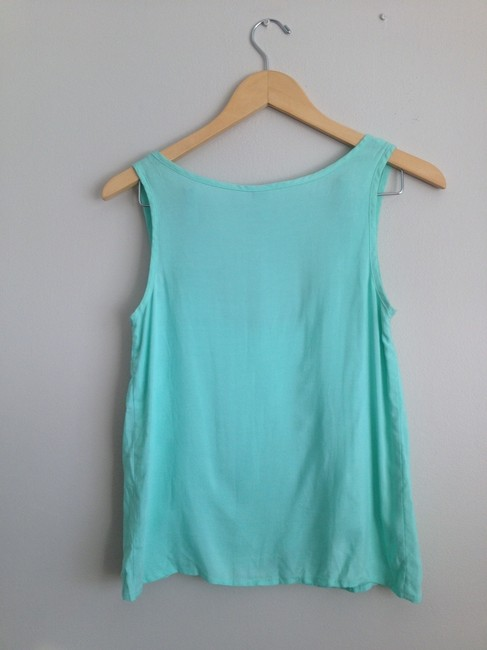 Lucy Love Top Mint Green