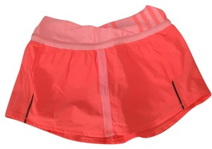 Lululemon Grapefruit ( tangerine orange) Shorts