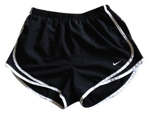 Nike Running Athletic Black White Black/White Shorts