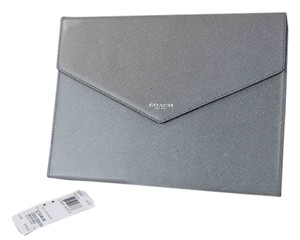 Coach Coach Cement Leather Envelope iPad/Tablet Case - 62598