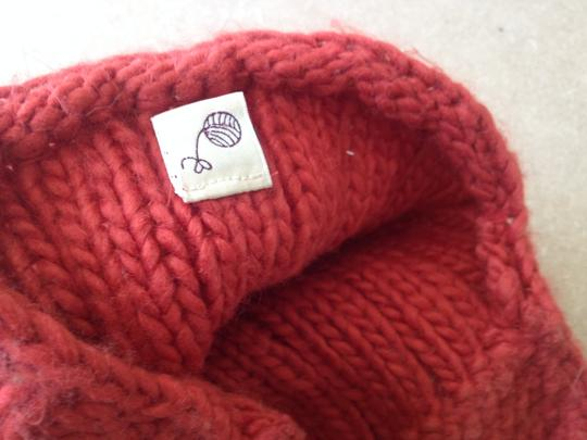 Urban Outfitters Hand knit brimmed slouchy hat UO