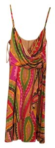 Trina Turk short dress Multi-Colored on Tradesy