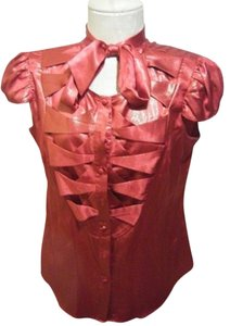 BCBG Max Azria Top Red