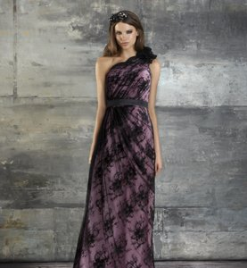 Bari Jay Black/Dusty Rose 661 Dress