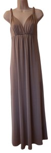 Light brown Maxi Dress by Mai Tai