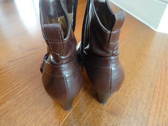 Lifestyle Brown Boots