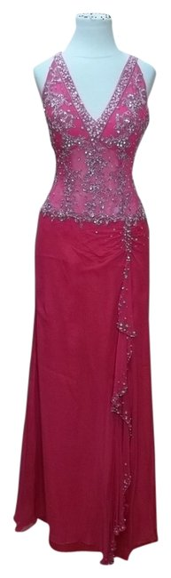 Preload https://item1.tradesy.com/images/lipstick-3114-long-formal-dress-size-2-xs-765435-0-0.jpg?width=400&height=650