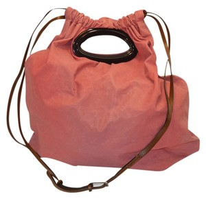 Marni Pink Beach Bag