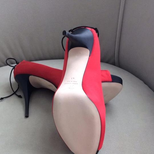 Giuseppe Zanotti Luxury Red Pumps
