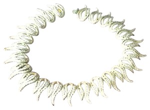 Other Choker Leaf Necklace