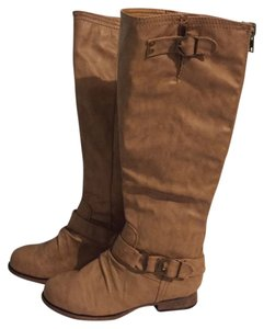Cathy Jean Tan Boots