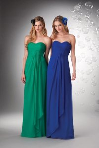 Bari Jay Kelly Green 725 Dress