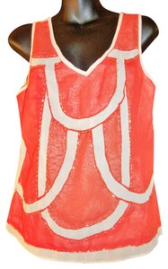 XOXO Designer Designer Clothes Top multi orange
