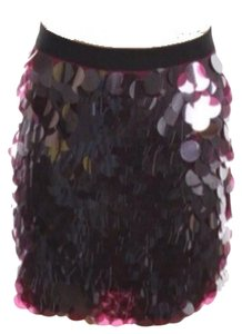 DKNY Sequin Mini Skirt
