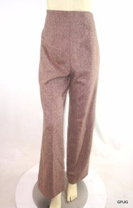 Talbots White Wool Pants