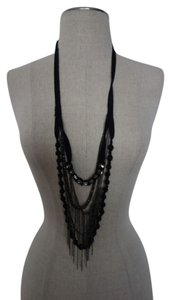 Long Goth Necklace