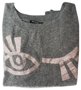 Kookaï Crew Neck Wool Soft Sweater