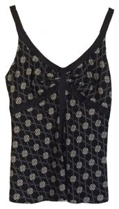 Laundry by Shelli Segal Top Black and gold
